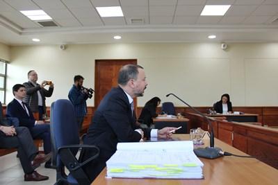 La causa fue alegada por el Fiscal Regional, Carlos Palma.