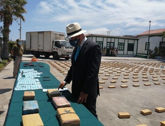 Fiscal Adjunto de Tocopilla, Andrés Godoy Rojas, lleva adelante esta investigación.