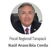 Fiscal Raul Arancibia Cerda