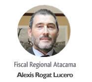 Fiscal Alexis Rogat Lucero