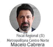 Fiscal(s) Marcelo Cabrera