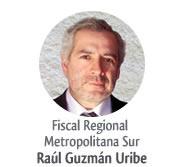 Fiscal Raul Guzman Uribe