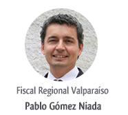 Fiscal Pablo Gomez Niada