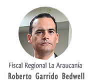 Fiscal Cristian Paredes Valenzuela