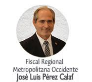 Fiscal José Luis Pérez Calaf