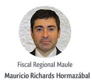 Fiscal Mauricio Richards Hormazabal