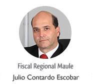 Fiscal Julio Contardo Escobar