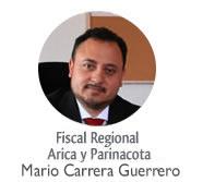 Fiscal Mario Carrera Guerrero