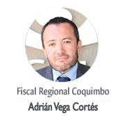 Fiscal Adrián Vega Cortés