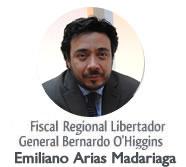 Fiscal Emiliano Arias Madariaga
