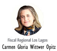 Fiscal Carmen Gloria Wittwer Opitz